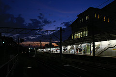 IMG_0398-1.jpg (yagi-s) Tags: japan jp  kanagawa tokyu  nagatsuta   denentoshiline yokohamashi  midoriku
