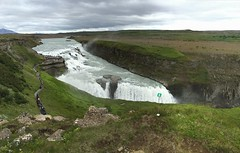 P1870426 Gullfoss waterfall  (11) (archaeologist_d) Tags: waterfall iceland gullfoss gullfosswaterfall