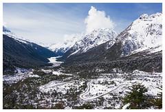 Sikkim! (ChetanRana) Tags: sikkim india incredibleindia northeast eastindia himalayas snow hills mountainscape roadlesstravelled