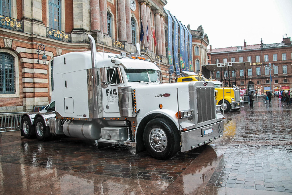 The world 39 s best photos of camion and transports flickr - Camion benne americain ...