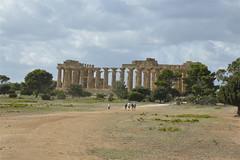 Selinunte: Il Tempio E o tempio di Era (costagar51) Tags: selinunte castelvetrano trapani sicilia sicily italia italy arte storia architettura anticando