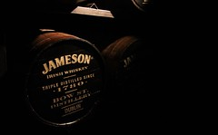 and now for something completely different! (Tereza echov) Tags: jameson whiskey ireland dublin destillery alcohol