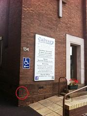 #134 Cowbridge Road East, Calvary Church   b (Ted Richards) Tags: cbm