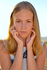 Andrea. (eustoquio.molina) Tags: retrato portrait chica girl woman mujer feminine
