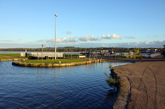Northern England #0093 Widnes 140911 St Helens Canal (Steveox55) Tags: canal merseyside widnes spikeisland