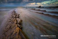 Barrika (Rafa Irusta) Tags: basquecountry bizkaia europe playadebarrika coast instagram ocean seascape tide water