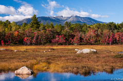 Maine Fall (chittalr) Tags: maine katahdin mountkatahdin mount mountain fall baxter baxterstatepark nature natur natural color colour colors beautiful beauty nikon d90 nikond90 nikkor