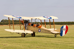 JW1A0474 (mark84rose) Tags: east kirkby airshow lincolnshire aviation heritage centre lahc royal aircraft factory be2c the great war display team