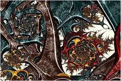 Extradimensional Forest (Ross Hilbert) Tags: fractalsciencekit fractalgenerator fractalsoftware fractalapplication fractalart algorithmicart generativeart computerart mathart digitalart abstractart fractal chaos art mandelbrotset juliaset mandelbrot julia orbittrap sculpture spiral