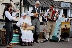 Dance Displays @ Sidmouth Folk Week (2016) 30 - Folk Dance Group Dandari (KM's Live Music shots) Tags: worldmusic latvia folkdancegroupdandari sidmouthfolkweek esplanadesidmouth