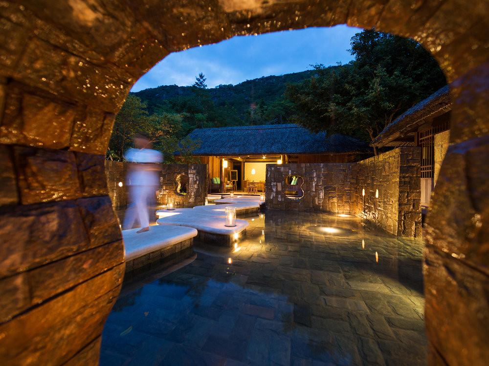 Six Senses Ninh Vân Bay top 10 spa thế giới