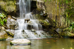 Little waterfall (sergey_serushkin) Tags: nature water waterfall vietnam vinpearl