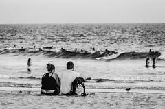 Los Angeles, CA. (Sergio Bjar) Tags: california santa travel venice usa white black west blanco beach coast la losangeles surf tour negro monica 2014 stamonica