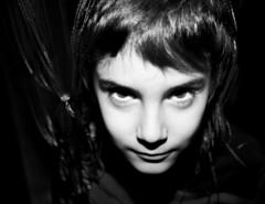 (souvaroff) Tags: boy portrait eyes gloomy garçon regard méchant ténébreux dérangeant fielleux