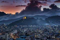 15 Seconds of Sunset/My thoughts are with Nepal (craigkass) Tags: nepal sunset asia kathmandu swayambhunath bestcapturesaoi elitegalleryaoi