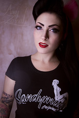 Lola Diamond (Amy Zarah) Tags: lighting light portrait photography model amy lola tattoos diamond portraiture zarah amyzarah