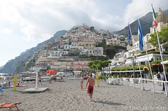 Positano 4 (Timo Knnen) Tags: italy building beach architecture italia campania amalficoast pentax unescoworldheritagesite unesco positano k5 costieraamalfitana pentaxlife justpentax smcpda15mmf40edal pentaxda15mmf4edallimited