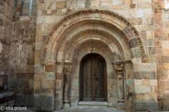 2014-09-04 Bolmir, Iglesia de San Cipriano, Cantabria, Spain DSC0113 (ellapronkraft.) Tags: spain middleages cantabria moyenage bolmir artroman artromanesque iglesiadesancipriano