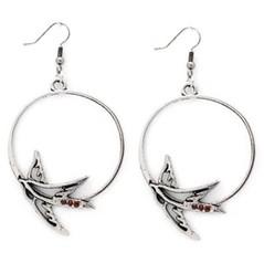 5th Avenue Red Earrings P5920-5