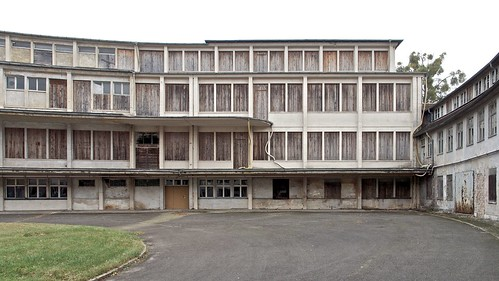 Abandoned Dining House of Nations ? Speisehaus der Nationen