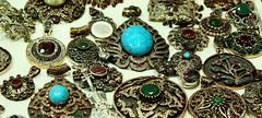 Persian Jewellery, Bazar Tehran     (Parisa Yazdanjoo) Tags: tehran bazar  persianjewellery