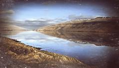 Faroer Islands - Landscape Fjord View - (shoot it!) Tags: ocean blue sky panorama 6 mountain seascape berg photoshop landscape boot islands boat exposure view skin alien creative panoramic atlantic software fjord bergen moutains faroe oceaan faroer eilanden creatief atlantisch cs5 creativelive