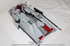 UT-AT 005 (Mangetsu16) Tags: star starwars republic tank lego marines wars clone commander galactic trident moc bacara kiadimundi utat mygeeto