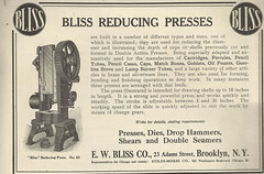 E W Bliss Co (Kitmondo.com) Tags: old colour history industry work vintage magazine advertising photo industrial factory technology tech working machine advertisement equipment business company machinery advert labour historical kit oldequipment publication metalworking oldadvert oldmagazine oldwriting vintageequipment oldadvertisment oldliterature vintagepublication oldpublication machinerypublication