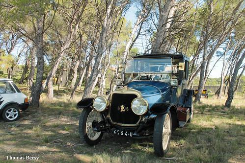 Panhard & Levassor X23 Coupé-Chauffeur Kellner 1913