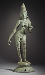 The Hindu Goddess Shridevi LACMA M.70.5.2 (2 of 9) (Fæ) Tags: ca losangeles unitedstates wikimediacommons photographersoliver departmentsouthandsoutheastasianart imagesfromlacmauploadedbyfæ sculpturesfromindiainthelosangelescountymuseumofart lakshmiinsculpture