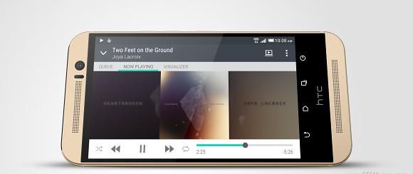 الإعلان رسمياً عن هاتف HTC One M9 بتصميم جديد ويعمل بمعالج سنابدراغون 810