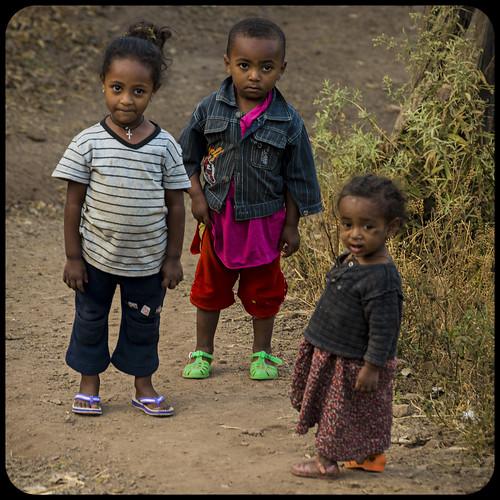Etiopien- Lalibela