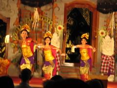 Balinese Dance in Ubud