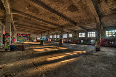 Lost places HDR Serie (Joachim Wehmeyer) Tags: ruine industrie hdr industrieanlage