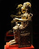 Sainte-Foy  Reliquary (profzucker) Tags: wood france art saint statue museum gold golden shrine village treasury medieval crown jewels foy tresor pilgrimage oldest relics c9 bejeweled reliquary conques midipyrenees