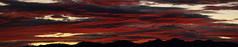 Sunrise 2 20 15 #21 Panorama e (Az Skies Photography) Tags: morning red arizona sky orange cloud sun black rio yellow skyline clouds sunrise canon scarlet skyscape fire eos rebel gold dawn golden salmon az rico 20 february rise daybreak skyfire 2015 arizonasky t2u 22015 riorico rioricoaz arizonasunrise arizonaskyline canoneosrebelt2i eosrebelt2i arizonaskyscape 2202015 february202015