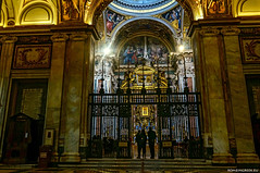 """Salus populi romani, Santa Maria Maggiore • <a style=""""font-size:0.8em;"""" href=""""http://www.flickr.com/photos/89679026@N00/16618315007/"""" target=""""_blank"""">View on Flickr</a>"""