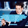 Graham Moore won Best Adapted Screenplay for The Imitation Game which tells the story of Alan Turing, the mathemetician who helped solve the Enigma code during World War II but was later prosecuted for being gay and driven to suicide.  Graham, an out ga