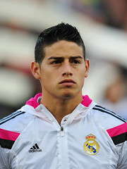 The beginning with Real Madrid (Hank Loner) Tags: madrid real james fan football los rodriguez blancos realmadrid losblancos halamadrid jamesrodriguez felizcidad halamadridynadamas