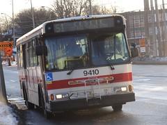 Toronto Transit Commission 9410 on 51 Leslie (Orion V) Tags: ttc