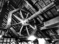 : Wheel (Jon-F, themachine) Tags: japan asian asia sony structures  pointandshoot nippon japo oriental orient fareast  aichi nihon  chubu japn handa  2015  landoftherisingsun  chuubu     xapn jonfu  snapseed dscwx70