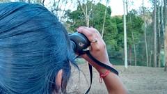 binoculars birdwatching