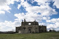 DSC_4833 (Megabarney84) Tags: italy roma castle abandoned church nikon castello canale lazio medioevo rovine medioeval abbandonato d3300