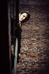 Bachus Baracus shots (JackKocan.com) Tags: uk portraits studio shots dramatic ligthing strobists