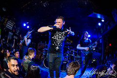 Fallujah @ Chain Reaction 5.7.2016 (JerryjohnPhotography) Tags: california county ca new dahlia music orange black records cali metal john photography death live jerry nuclear chain elite murder blade anaheim standard oc blast reaction fallujah metalblade jerryjohn disentomb