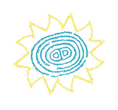 Amergin project (Logo Design) - Cairn:Star (I-Man--10N) Tags: environment ireland celtic irish iconography tipperary logo