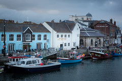 206/366 Weymouth at Twilight - 366 Project 2 - 2016 (dorsetpeach) Tags: weymouthharbour weymouth harbour dorset sea twilight evening 366project aphotoadayforayear 365 366 2016 second365project
