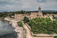 Abbaye de Lérins (framir2014) Tags: abbayedelérins ilesainthonorat cotedazur cannes provence monastery winery chais lesfrères monks