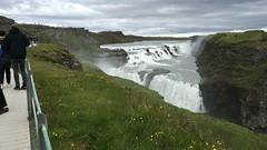 P1870426 Gullfoss waterfall  (2) (archaeologist_d) Tags: waterfall iceland gullfoss gullfosswaterfall