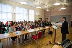SpellingBeeFinal2016_km137 (routesintolanguages) Tags: uk wales kids modern competition aberystwyth using learning spelling welsh language foreign schoolkids talking schoolgirl schoolgirls pupil speaking vocabulary pupils spellingbee 2016 year7 europeaan wjec schoolkind langiages medrus